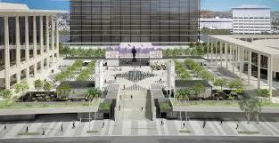Los Angeles Nonprofit The Music Centre Opens $41 Million Plaza