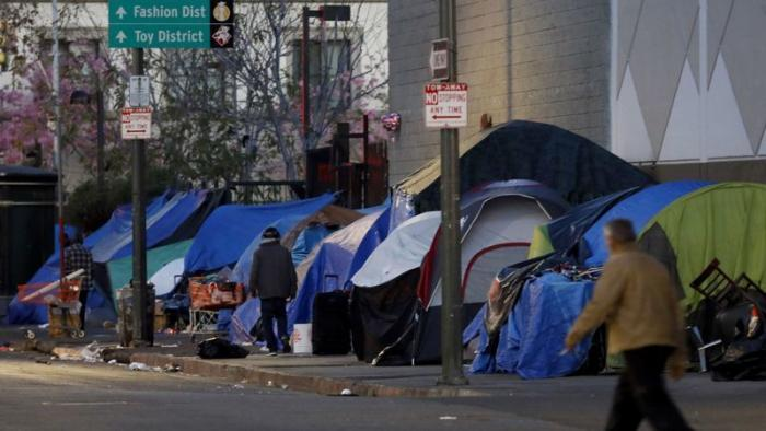 More Funding Issued For Homeless Crisis In Los Angeles